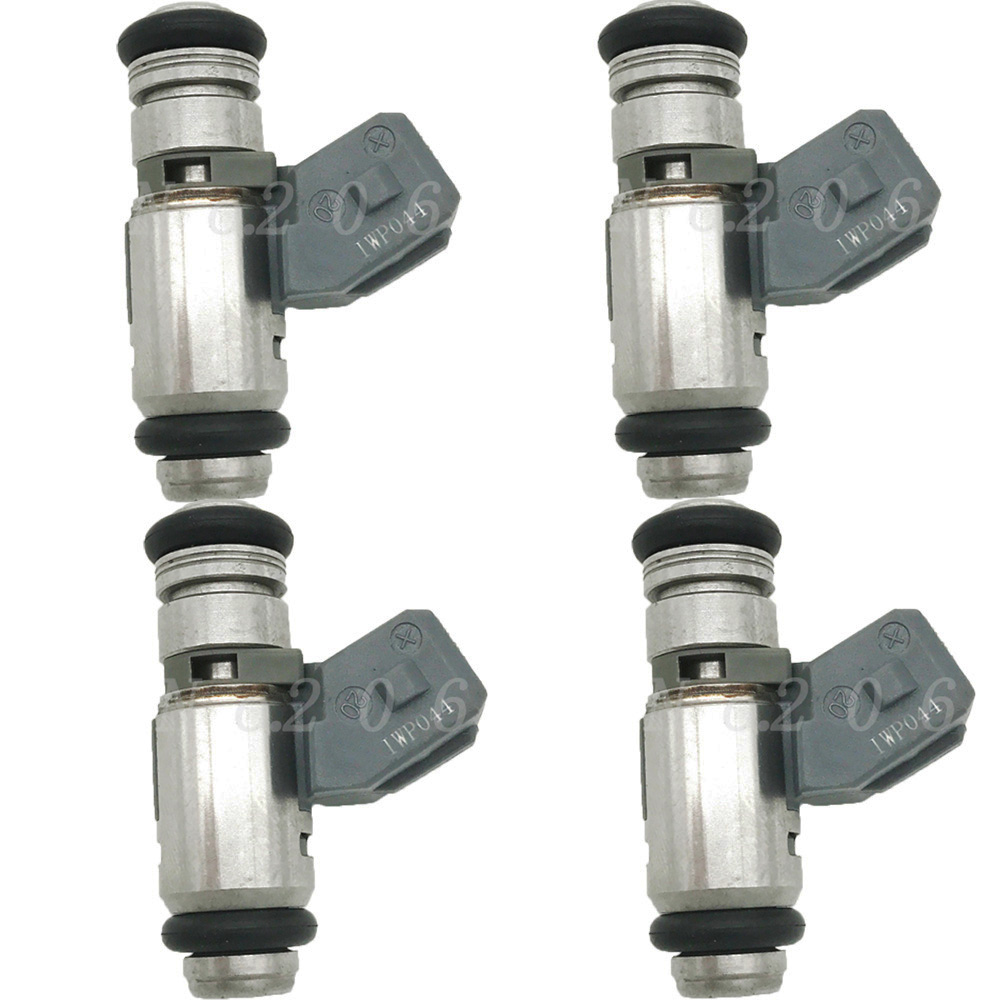 4PCS High quality Fuel Injector IWP044 For VW Gol Pariti Santana Saveiro 1 6 1 8