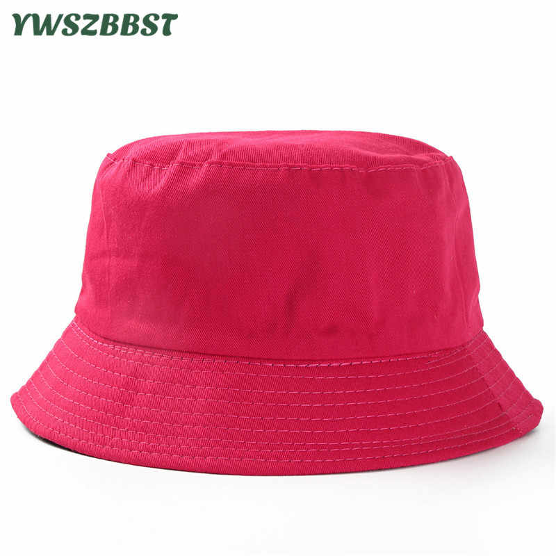 Kids Bucket Hat Cap Baby Summer Hats Boy Girls Sun Hats Canvas Beach Hat COTTON