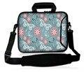 13 15 17 дюймов Мода стиль сумка для ноутбука notebook case с погонами поддержка собственный логотип мужчины женщины мешок школы мешок