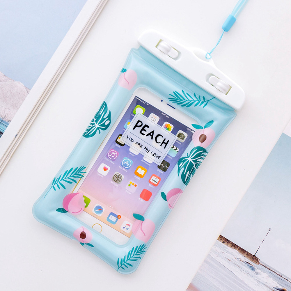 Universal-Swimming-Phone-Bags-Case-Unicorn-Cartoon-Flamingo-Portable-Diving-Pouch-Air-Bag-For-iPhone-X-7-8-Plus-6-6s-S8-S9-DH16- (15)