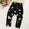 Baby Kids Boys Girls Pants Children Cartoon Birds Cotton Pants Trousers Leggings