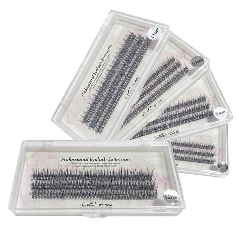 0935b03a1f1 60pcs Individual Eyelashes Beams Mink False Eyelashes Cluster Lashes  Extension Grafting Fake Eyelashes Makeup 8/