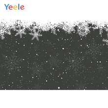 Yeele Wallpaper Photocall Snow Night Bedroom Decor Photography Backdrops Personalized Photographic Backgrounds For Photo Studio