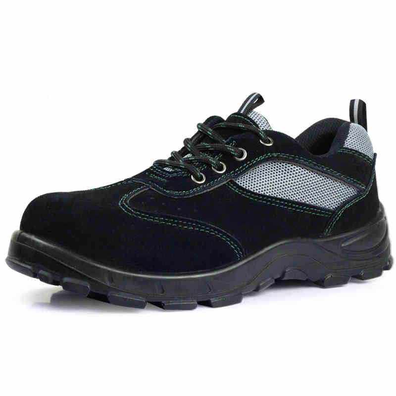 big size breathable dress shoe steel toe covers working safety shoes soft suede leather tooling boots lace up zapatos protective fashion breathable steel toe caps working safety summer shoes women s soft suede cow leather tooling ankle boots protective lace