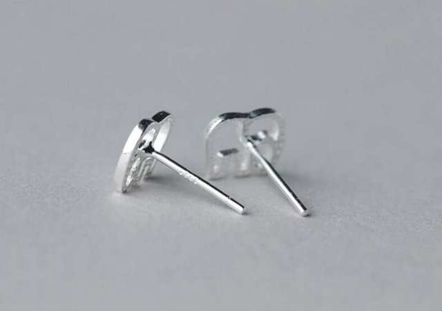 Simbol of Love Tiny Elephant Stud Earrings2