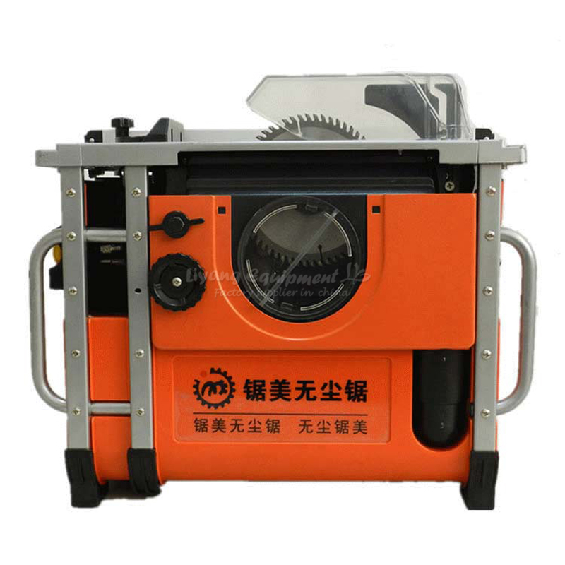 Multi-functional Solid Wood Electric Saw With Dust Collector For Woodworking LC-ST-007