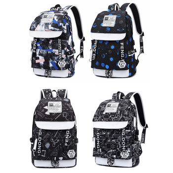 Fashion Backpack Male Female Laptop Shoulder Bag Best Travel Backpack For Men Women 1