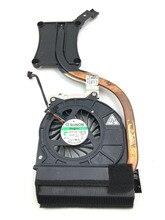 SSEA بالجملة جديد وحدة المعالجة المركزية مروحة التبريد مع غرفة التبريد لديل خط العرض E6430 P/N 00XDK0 09C7T7
