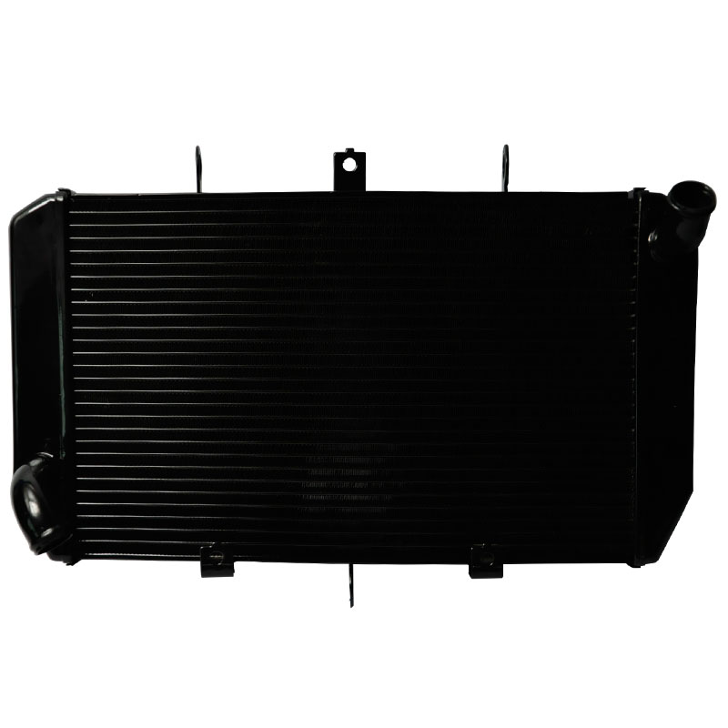 For Kawasaki Z1000 Z 1000 2007 2008 2009 08 Z750 Z 750 2007-2010 08 09 Motorcycle Aluminium Parts Cooling Radiator Cooler NEW