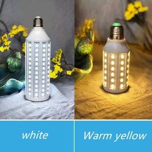Image 2 - E27 B22 E40 E14 LED lamba AC 220V ampul LED 5W ~ 150W 5730 2835SMD mısır ampul enerji tasarruflu lamba ev dekorasyon için ışık