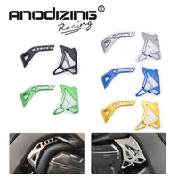 FREE SHIPPING For Kawasaki Z1000 2014 2015 2016 Motorcycle Accessories CNC Aluminum Fuel Injection Cover 5