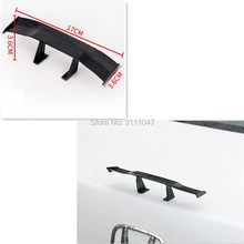 Auto styling staart spoiler decoratie sticker accessoires voor bmw f30 e36 citroen c1 golf 6 vw caddy volvo v50 alfa romeo e46 vw(China)