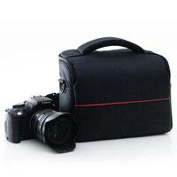 KHP Micro Single Camera Bag Photo Camera SLR Camera Women Shoulder Bag Men Travel Bags Photo