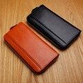 Lanspace bolso de cuero genuino marca de fábrica famosa monederos titulares moda hombres carteras