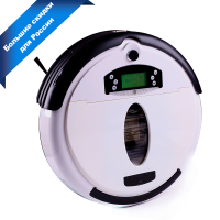 (Free to Russia) Robot Vacuum Cleaner  Multifunctional (Vacuum Sweep Mop Flavor)  LCD Screen Virtual Blocker Schedule SelfCharge