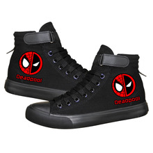 d9a199cfe1 Buy deadpool shoe and get free shipping on AliExpress.com