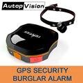 TK109 Wasserdichte Mini Tracker GPS Tracker GSM GPS für Kinder Eltern Haustiere Autos Modische Design Sicherheit Einbrecher SOS Alarm-in Anti-Lost Alarm aus Sicherheit und Schutz bei