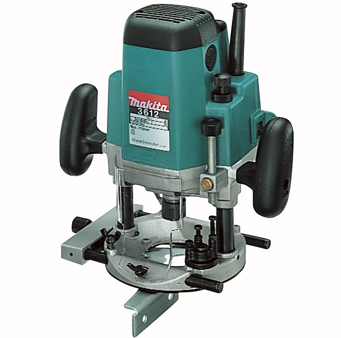 Japon Makita Bois machine de gravure Bakélite fraisage Rainurage machine À Bois Coupe RP1800/RP2301FC/3612C/3612