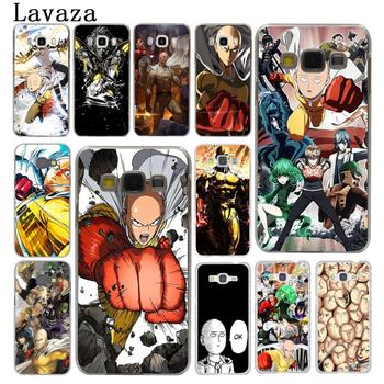 Lavaza One Punch Man Hard Phone Cover for Samsung Galaxy J7 J1 J2 J3 J5 2015 2016 2017 Prime Coque Shell Case