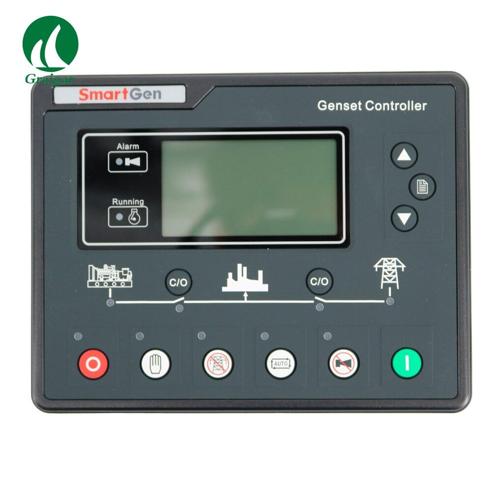Nouveau panneau de générateur Diesel de contrôleur de générateur de groupe électrogène SmartGen HGM7220