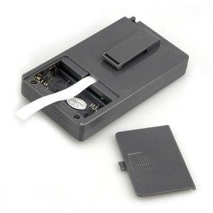 Image 5 - JINSERTA Portable Mini Radio Frequency Modulation Digital LED Display Radio Receiver Signal Processing +Earphone+Lanyard