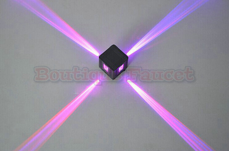 4pcs lot 3w ip65 led cross star light outdoor waterproof wall 4pcs lot 3w ip65 led cross star light outdoor waterproof wall lamp decoration lighting landscape lighting colorful ca320 in wall lamps from lights aloadofball Images