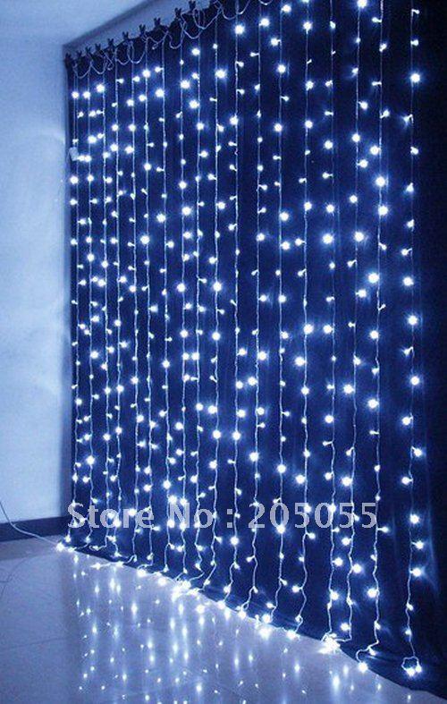 Led Blue String Lights