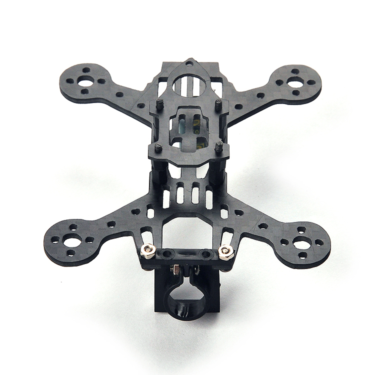 JMT Toad 85 Full Carbon Fiber Frame 2mm 85mm Wheelbase for DIY Brushless FPV Racer Drone Airplane F22162