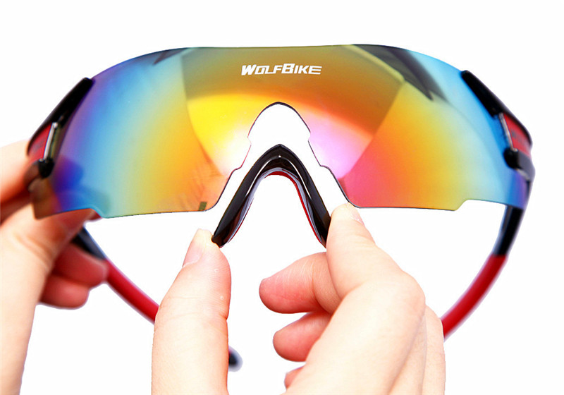 bike eyewear  Aliexpress.com : Buy WOSAWE NewUV400 Cycling Glasses Outdoor ...