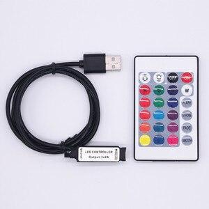 1m USB DC 5-24V Inline IR Cont