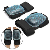 Newest Gel Filled Knee Pads Hinges Professional Gel Knee Pads Adjustable Strap Silicone Knee Pads For