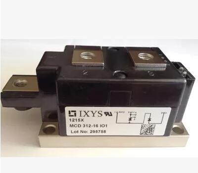 100% nouveaux Modules de Diode de Thyristor MCD312-16IO1 MCD312-16I01 IGBT MCD312-16101