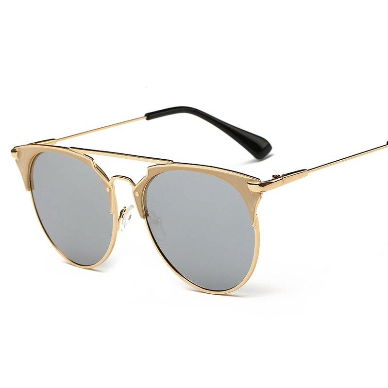 94d80ef69386b Óculos frete grátis new óculos das mulheres dos homens de cor oval moda  senhora senhora praia verão óculos de sol óculos de 8 cores óculos
