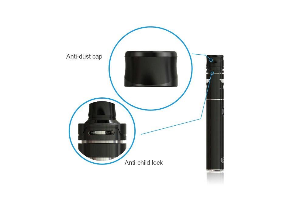 Geekpro Camera Review : Original ehpro geekpro kit mah battery with ml atomizer