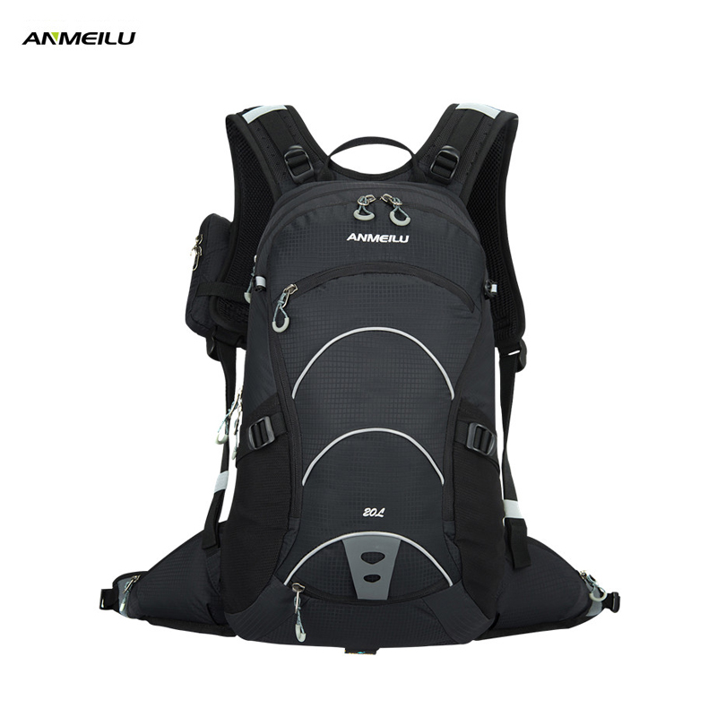 New Outdoor Mountaineer Riding Backpack Men Double Shoulder Climbing Travel Backpack Women Mountain Bike Cycling Bags Light 2017 local lion spo464 outdoor cycling climbing ultra light breathable double shoulder bag backpack red