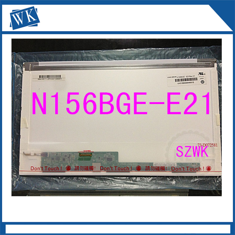 15.6 led scherm edp 30 pin for lenovo E540 L540 B156XTN02.6 N156BGE-E11 N156BGE-E2115.6 led scherm edp 30 pin for lenovo E540 L540 B156XTN02.6 N156BGE-E11 N156BGE-E21