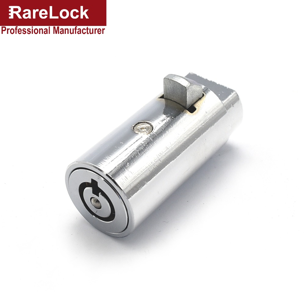 Rarelock Vending Lock Cylinder Tubular Key Lock for Box Glass Tool Cabinet Door Vending Machine Equipment DIYFurnitureHardware a