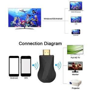 Image 3 - Không dây WiFi Hiển Thị Dongle HDMI WiFi Hiển Thị Dongle YouTube Netflix AirPlay Miracast TV Stick 2 3 Bán Chạy Nhất