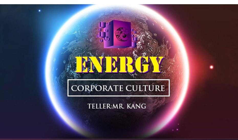 Marca Profissional Define & Kits de ENERGIA