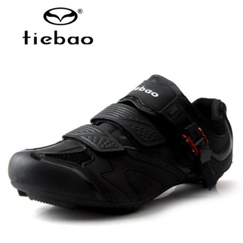 Tiebao Velosiped ayaqqabıları Road Bikes Auto-lock Ayaqqabıları - Velosiped sürün - Fotoqrafiya 3