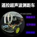 Ultrasónico Ultrasónico Que Van smart car kit remoto dos generación inteligente de coches PARA