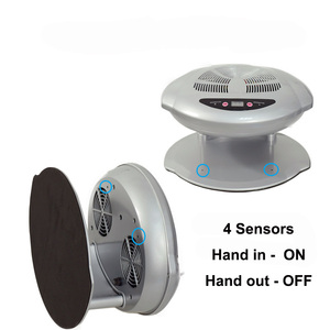Image 3 - 400W High Power Nail Polish Dryer Nail Fan Manicure Tool Nail Art Equipment Fast Curing Nail Lamp