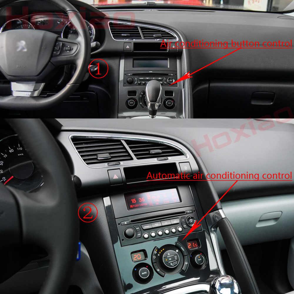 Xe ô tô Android DVD Cho Xe Đạp PEUGEOT 3008 2009-2013 Hệ Thống Định VỊ GPS Stereo Bluetooth tự động vô tuyến 2 DIN đa phương tiện người chơi