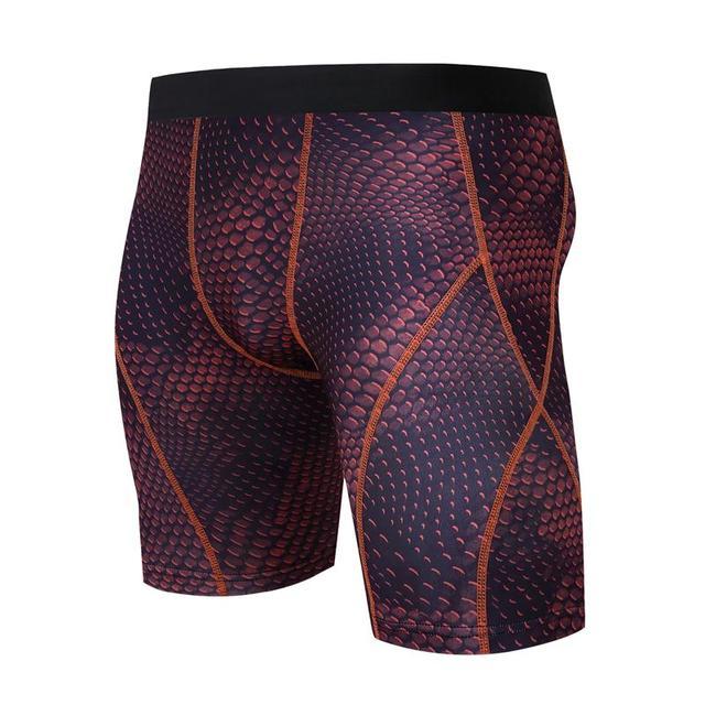 6c57f8e4c6 2017 Marca de Roupas de Compressão do Sexo Masculino Board Shorts Bermuda  Masculina Calças Curtas Em