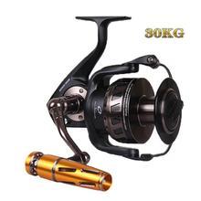 Fully Enclosed Body Ceramic Spool Spinning Wheel Reel Fishing Equipment