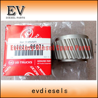 Genuine UD Truck parts PD6 PD6T PE6 PE6T crankshaft gear 13021 96071