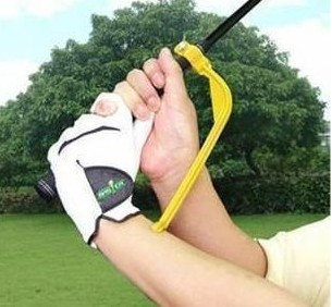1pcs Golf Angle Holder Teaching Practical Practicing Guide Golf Swing Posture Corrective Novice Safety Protection