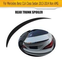 CLA Class Trunk Spoiler Boot Wing For Mercedes Benz CLA250 CLA200 CLA180 CLA220 CLA260 Sedan 2013