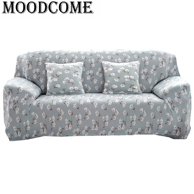 New Machine Washable Spandex Elasticity Couch Cover Sectional Sofa Furniture Slipcover