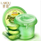 120g Pure Natural Aloe Vera Gel Wrinkle Removal Moisturizing Acne Treatment Scar Removal After Sun Lotions Day Cream Skin Care